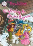 Thea Sisters 10 - Diefstal op de Oriënt Express