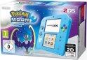 Nintendo 2DS + Pokemon Moon