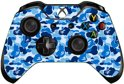 Xbox One Controller Skin Sticker - Bathing Ape Blue