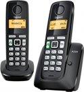 Gigaset A220 - Duo DECT telefoon - Zwart