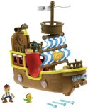 Fisher-Price Jakes Muzikale Piratenschip Bucky - Speelfigurenset