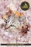 Meow Covers 6 X 9 Composition Notebook -100 Pages