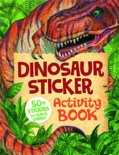 Peaceable kingdom Activiteiten stickerboek dinosaurus