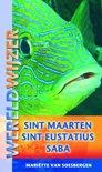 Wereldwijzer / Sint Maarten, Sint Eustatius, Saba