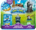Skylanders Swap Force: Adventure Pack Pop Thorn, Tower of Time, Battle Hammer, Sky Diamond