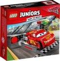 LEGO Juniors Cars 3 Bliksem McQueen Snelle Lanceerder - 10730