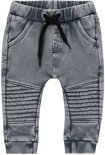 Noppies Jongens Broek sweat Vik - Grey Overdyed - Maat 74