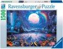 Ravensburger Puzzel - Idylle in het Maanlicht