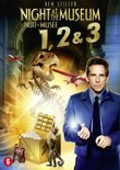 Night At The Museum 1 t/m 3