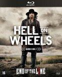 Hells On Wheels - Seizoen 5 (deel 2) (Blu-ray)