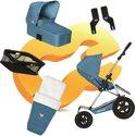 Koelstra Mambo Daily PACK - Kinderwagen Compleet - Plume 2013