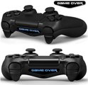 GameID PS4 Game Controller LED Sticker - Game Over