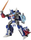 Transformers 30-Step Premier Edition Voyager Class Optimus Prime - 15 cm - Speelfiguur