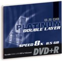 Platinum dvd+R 8.5 GB Dual Layer