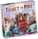 Ticket to Ride - Map Collection - Asia - Bordspel