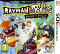 Rayman and Rabbids Family Pack - 2DS + 3DS