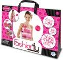 Fashion4U Pink -  Knutselpakket
