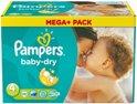 Pampers Baby Dry maat 4  96  stuks | Pampers