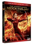 The Hunger Games - Mockingjay (Part 2) (4 disc special editon blu-ray)