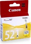 Canon CLI-521Y - Inktcartridge / Geel
