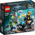 LEGO Ultra Agents Overval aan de Oever - 70160