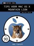 Bob Timroff boek Tips voor Mac OS X Mountain Lion E-book 9,2E+15