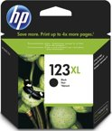 HP 123XL - Inktcartridge / Zwart / Blister (F6V19AE)