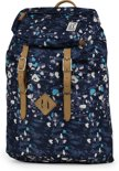 The Pack Society Premium Rugzak - Blue Speckles Allover