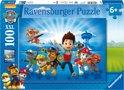 Ravensburger Paw Patrol De ploeg van Paw Patrol - Puzzel van 100 stukjes