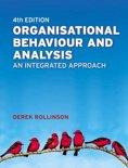 Organisational Behaviour and Analysis