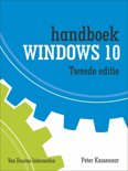 Handboek - Handboek Windows 10, 2e editie