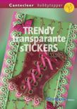 Trendy Transparante Stickers