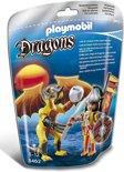 Playmobil Steendraak met krijger - 5462