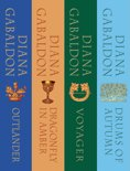 The Outlander Series Bundle: Books 1, 2, 3, and 4
