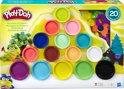 Play-Doh 15 potjes en accessoires - 1170 gram - Klei