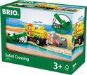 BRIO Safari thema treinset - 33721