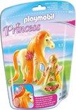 Playmobil Prinses Sunny met paard om te verzorgen - 6168