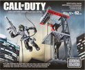 Mega Bloks Call Of Duty Ghosts Rappel Fighter - Constructiespeelgoed