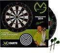 XC Darts Flocked - Dartbord