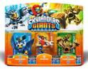 Skylanders Giants: Adventure Triple Pack Sprocket, Sonic Boom, Stump Smash