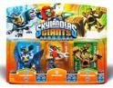 Skylanders Giants: Adventure Triple Pack Sprocket, Sonic Boom, Stump Smash