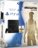 Sony PlayStation 4 Uncharted The Nathan Drake Collection Console - 1TB - Zwart - PS4