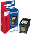 Pelikan cartridge Canon Pelikan C52 CL-513 tricolor     m. Chip