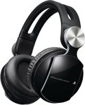 Sony PlayStation Wireless Pulse Stereo Gaming Headset PS4 + PS3 + PS Vita + PC + MAC + Mobile - Zwart
