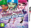 Monster High Skultimate Roller Maze - 2DS + 3DS