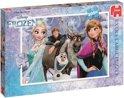 Disney Frozen  XL Puzzel - 200 Stukjes