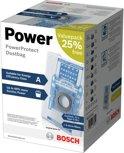 Bosch Stofzuigerzak PowerProtect 12 stuks + 3 Microfilters BBZ123GALL
