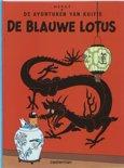 Kuifje 005 De blauwe Lotus