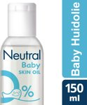 Neutral 0% Parfumvrij - 150 ml - Baby Huidolie