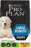 Pro Plan Puppy Large Robust OptiStart - Rijk aan Kip - Hondenvoer - 3 kg